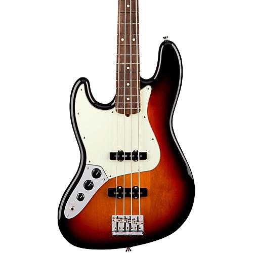 Fender American Professional Left-Handed Jazz Bass Rosewood Fingerboard thumbnail