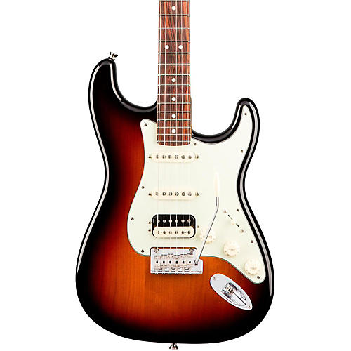Fender American Professional Stratocaster HSS Shawbucker Rosewood Fingerboard Electric Guitar thumbnail