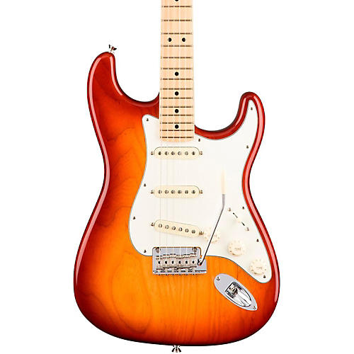 Fender American Professional Stratocaster Maple Fingerboard Electric Guitar thumbnail