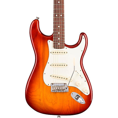 Fender American Professional Stratocaster Rosewood Fingerboard Electric Guitar thumbnail