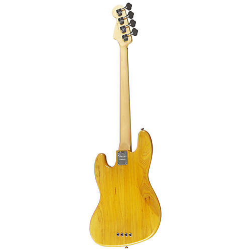 Fender American Standard Hand-Stained Ash Jazz Bass thumbnail