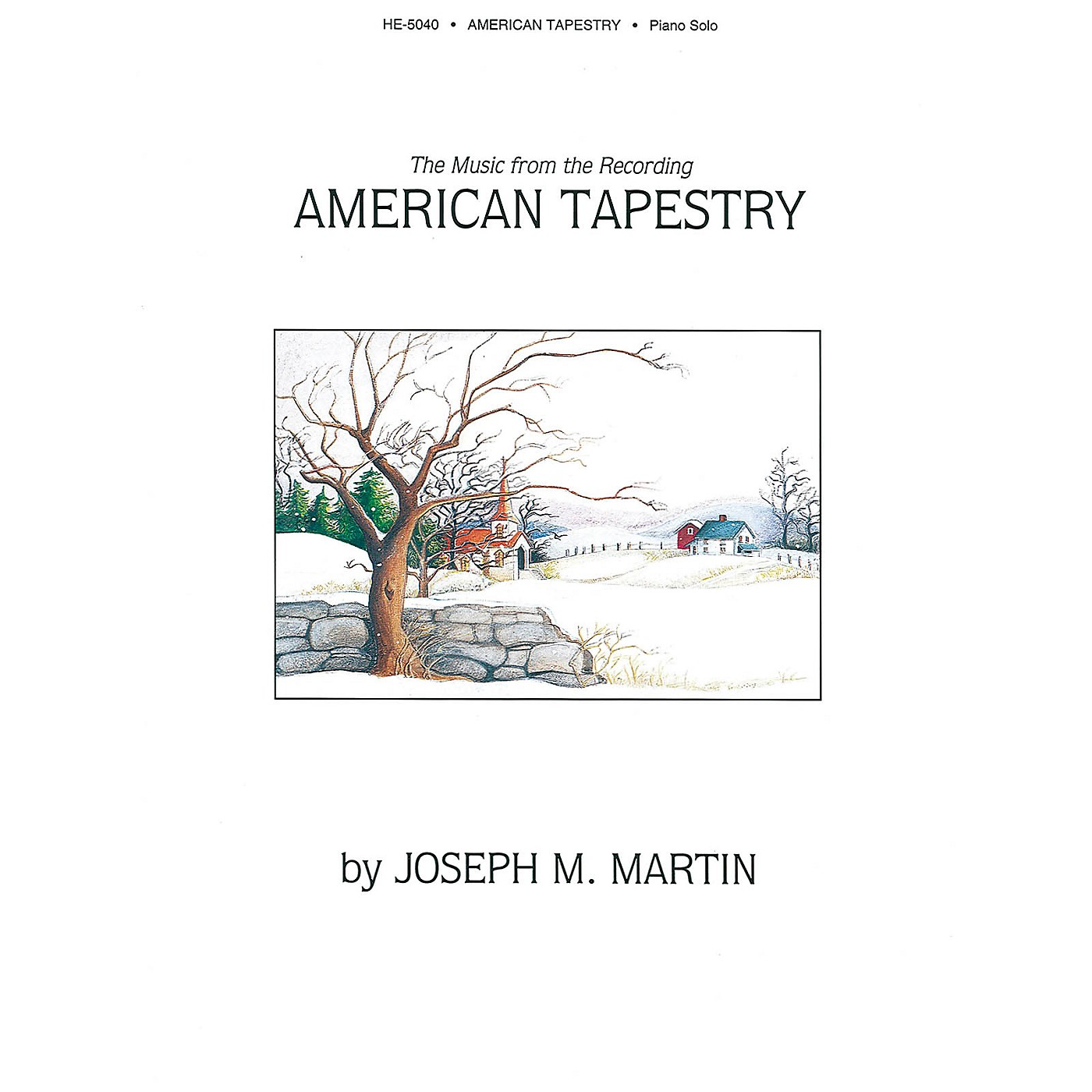 Shawnee Press American Tapestry Piano Collection composed by Various thumbnail