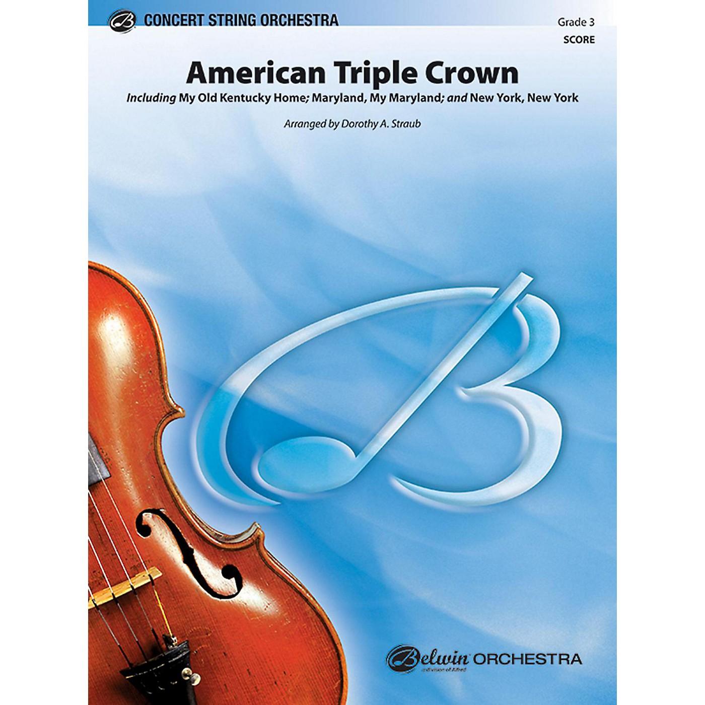 BELWIN American Triple Crown Grade 3 thumbnail