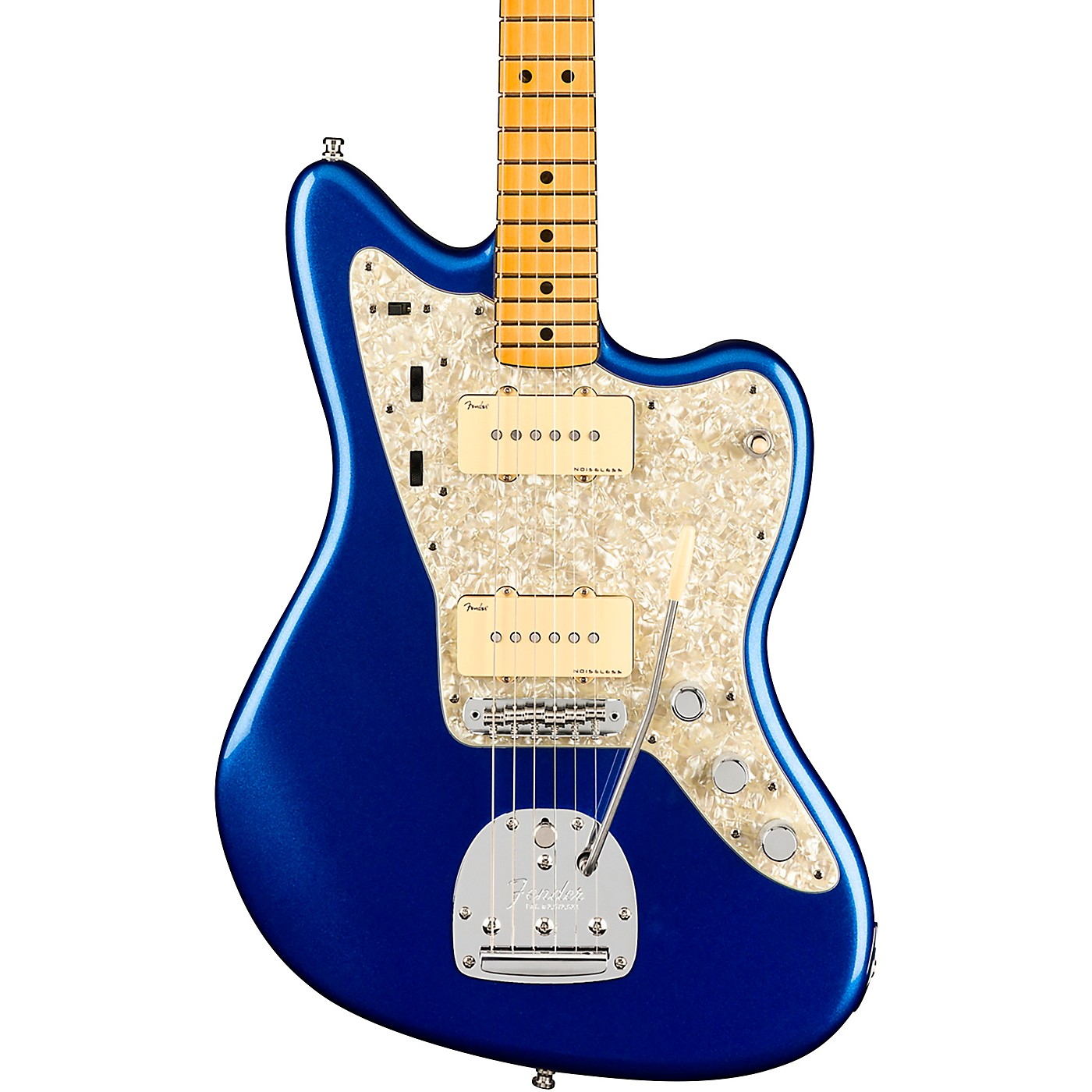 Fender American Ultra Jazzmaster Maple Fingerboard Electric Guitar thumbnail