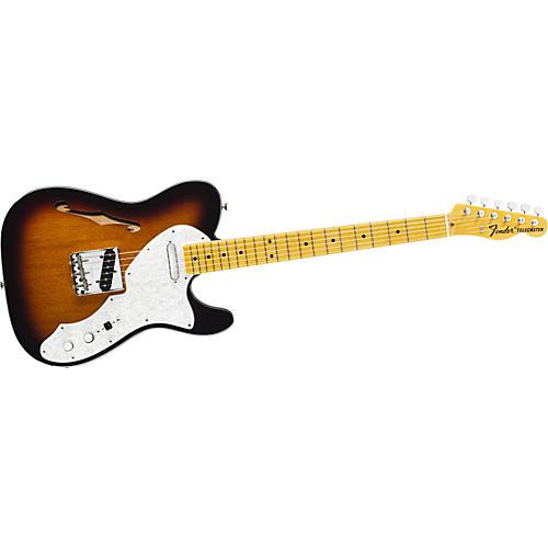 Fender American Vintage '69 Telecaster Thinline Electric Guitar thumbnail