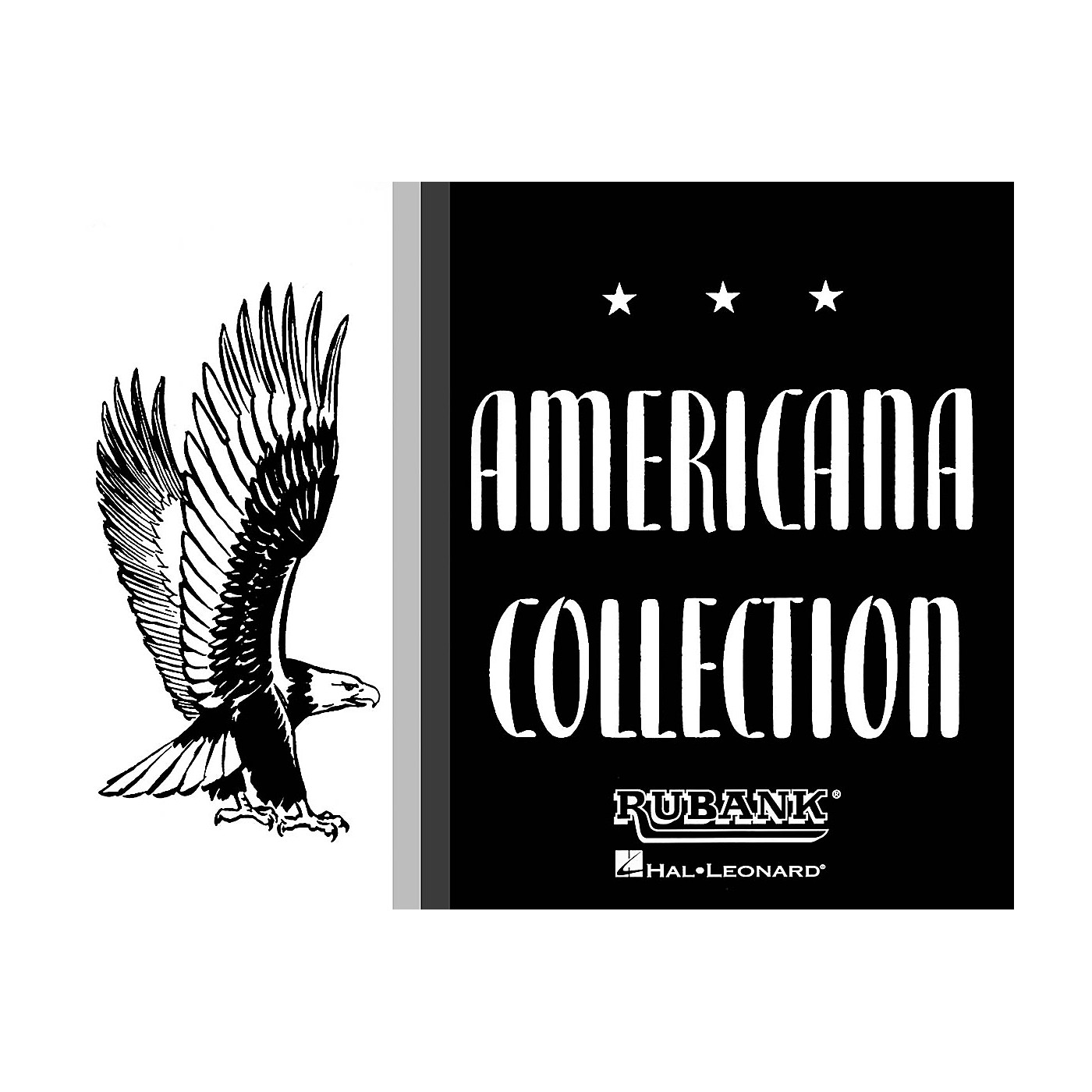 Rubank Publications Americana Collection for Band (Bass Clarinet) Concert Band Composed by Various thumbnail