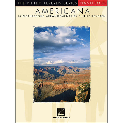 Hal Leonard Americana Piano Solo - The Phillip Keveren Series arranged for piano solo thumbnail