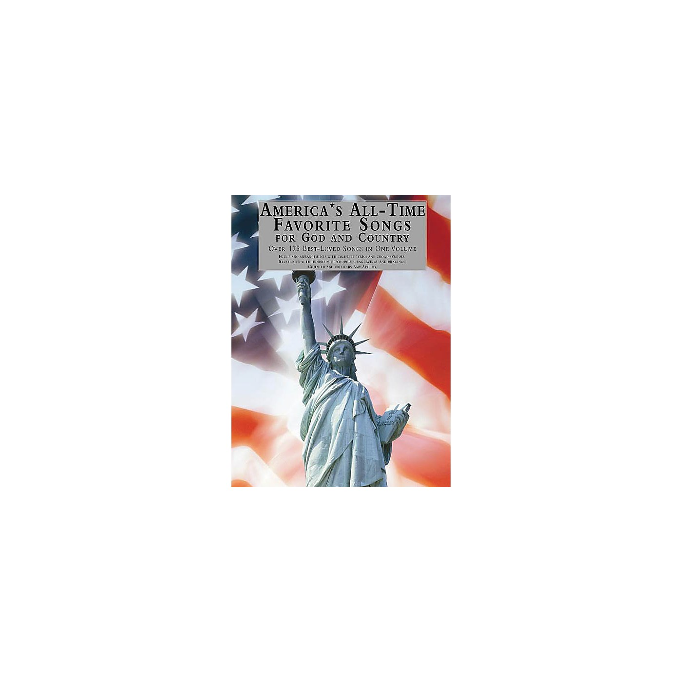 Music Sales America's All-Time Favorite Songs for God and Country Music Sales America Series Softcover thumbnail