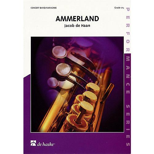 De Haske Music Ammerland (Score & Parts) Concert Band Level 3 thumbnail