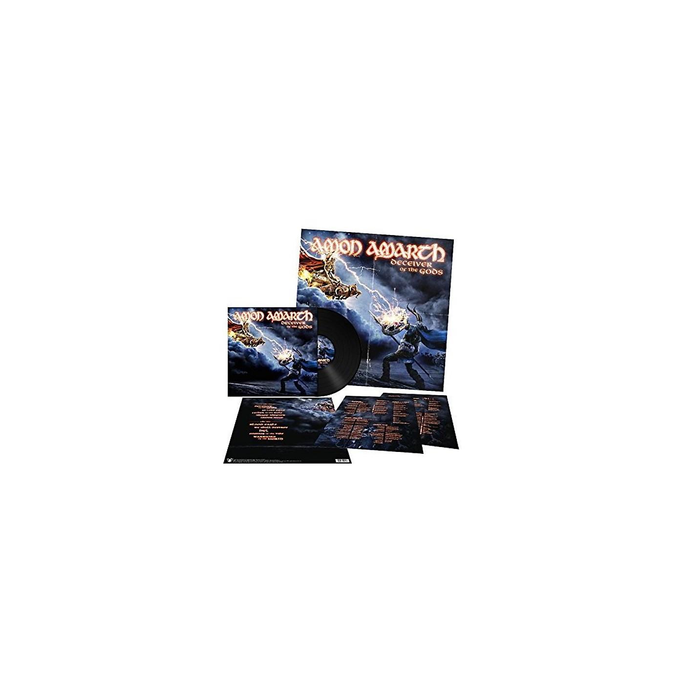 Alliance Amon Amarth - Deceiver Of The Gods thumbnail