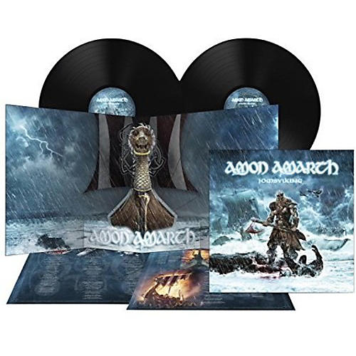 Alliance Amon Amarth - Jomsviking thumbnail