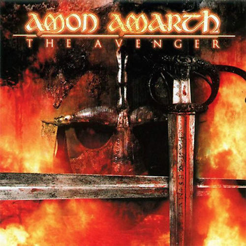 Alliance Amon Amarth - The Avenger thumbnail