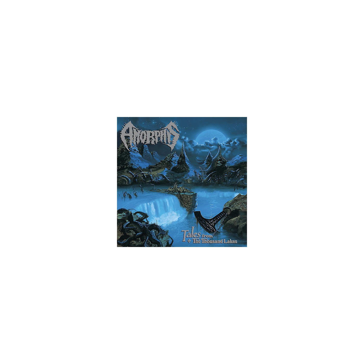 Alliance Amorphis - Tales From The Thousand Lakes thumbnail