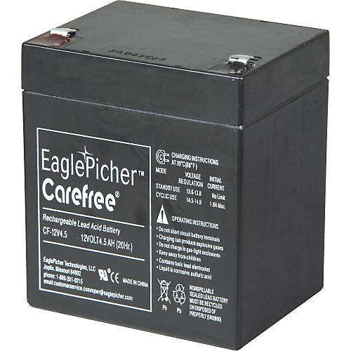 Fender Amp Can Replacement Battery thumbnail