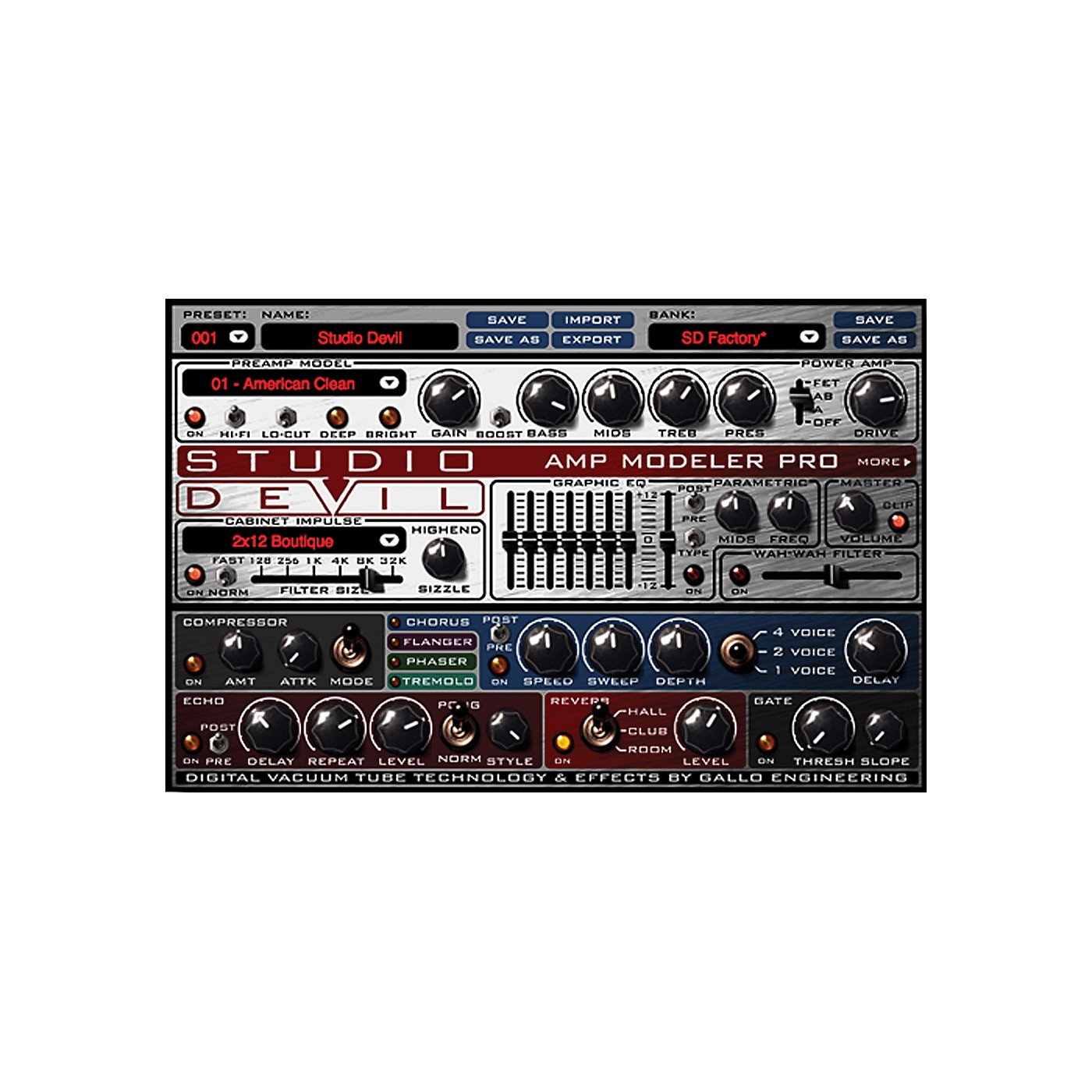 Studio Devil Amp Modeler Pro Software Download thumbnail