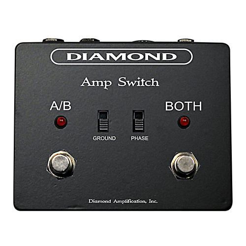Diamond Amplification Amp Switch A/B/Y Amp Footswitch thumbnail