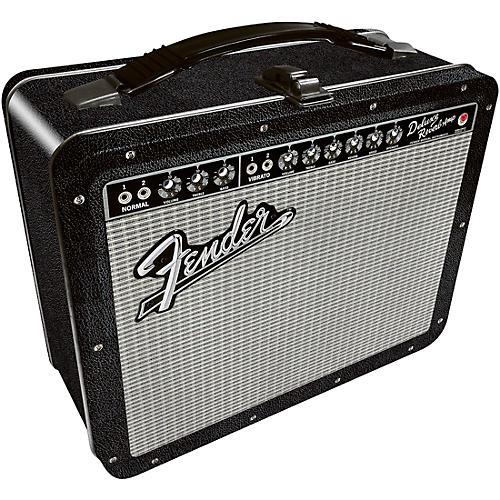Fender Amp Tin Lunch Box thumbnail