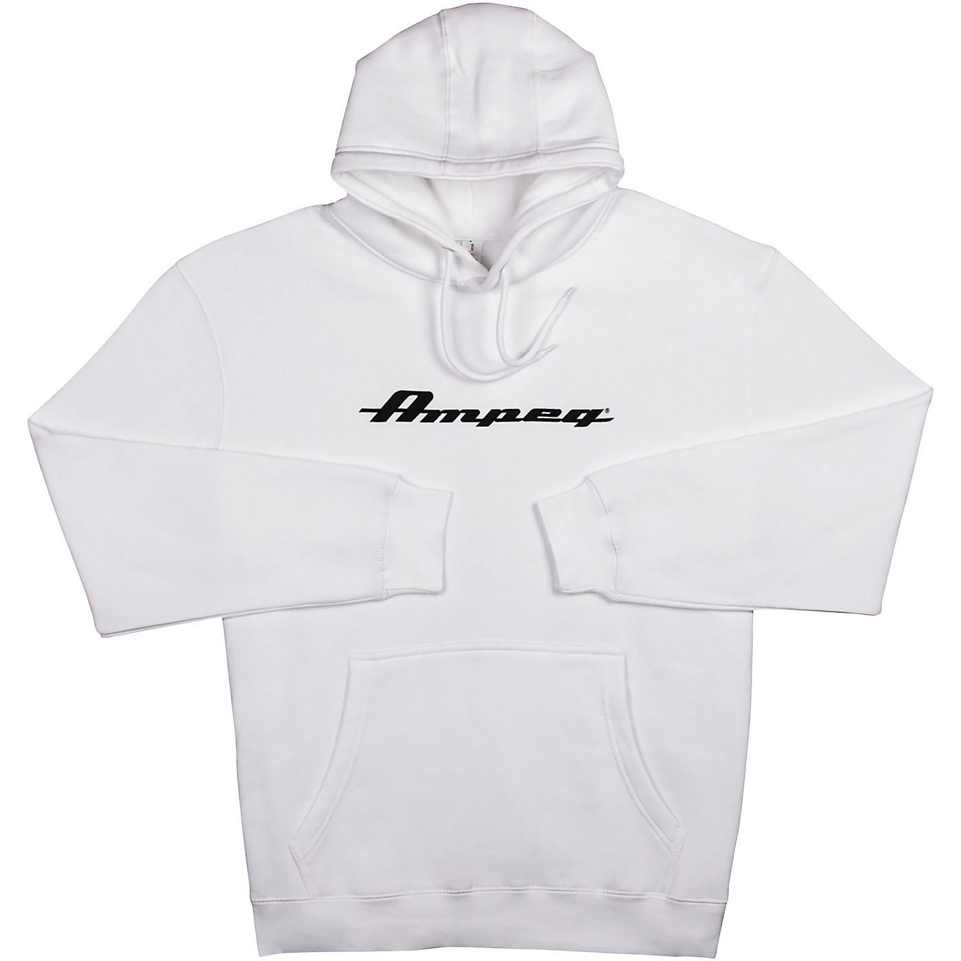 Ampeg Ampeg Classic Hoody-White thumbnail