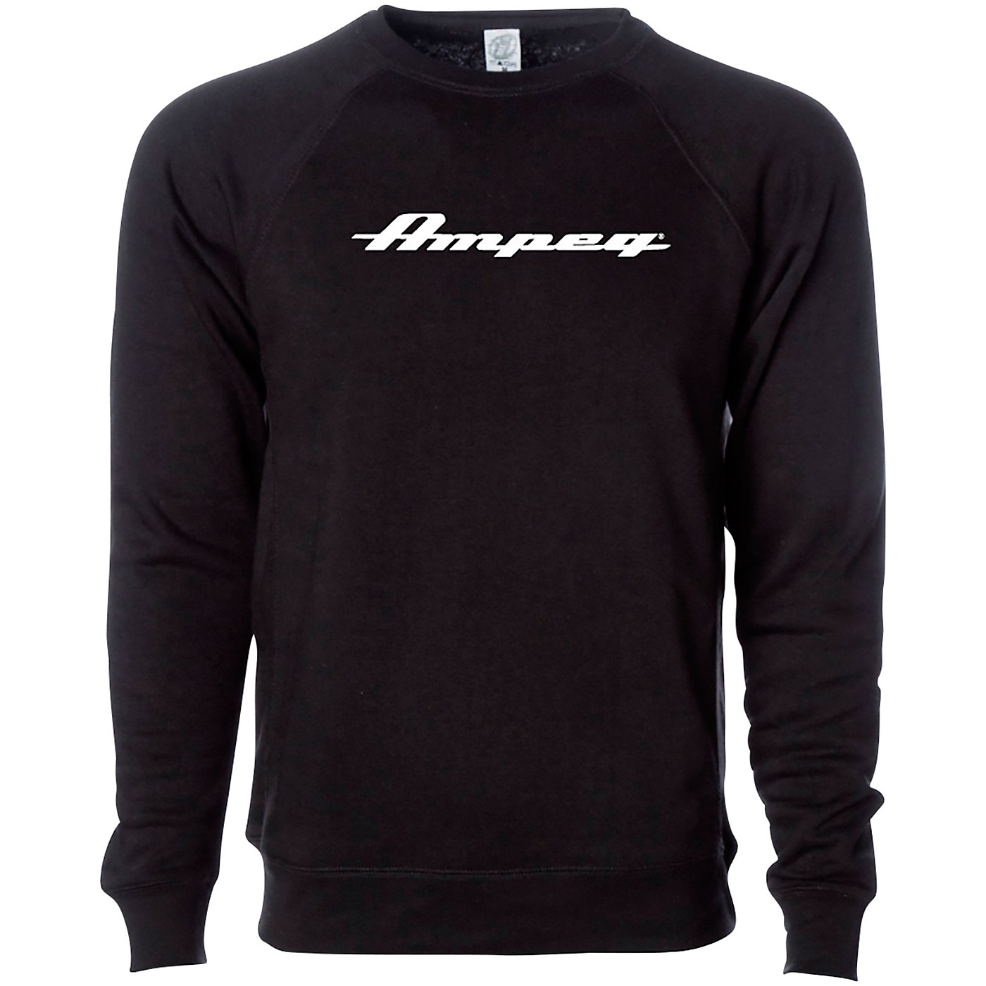 Ampeg Ampeg Lane Crew Neck Pullover-Black thumbnail
