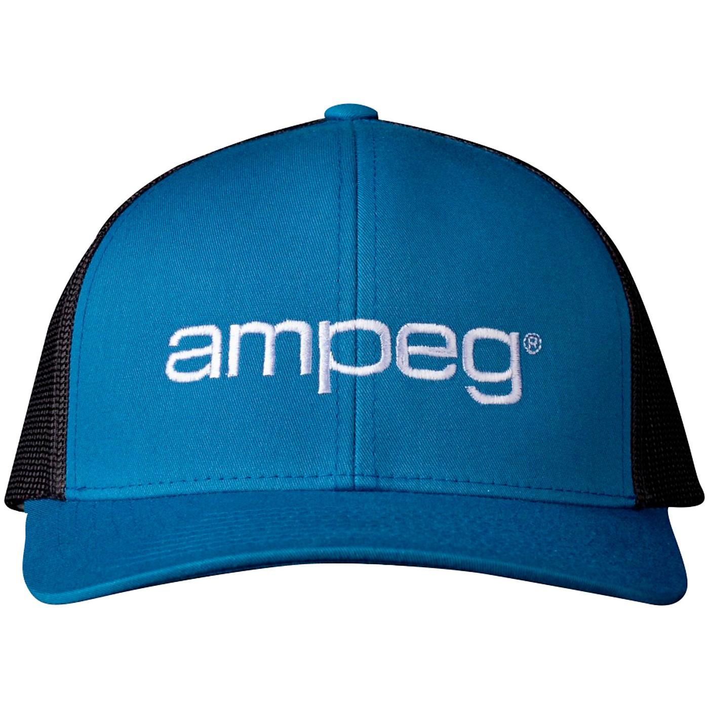 Ampeg Ampeg Snap Back Hat - Blue & Black thumbnail