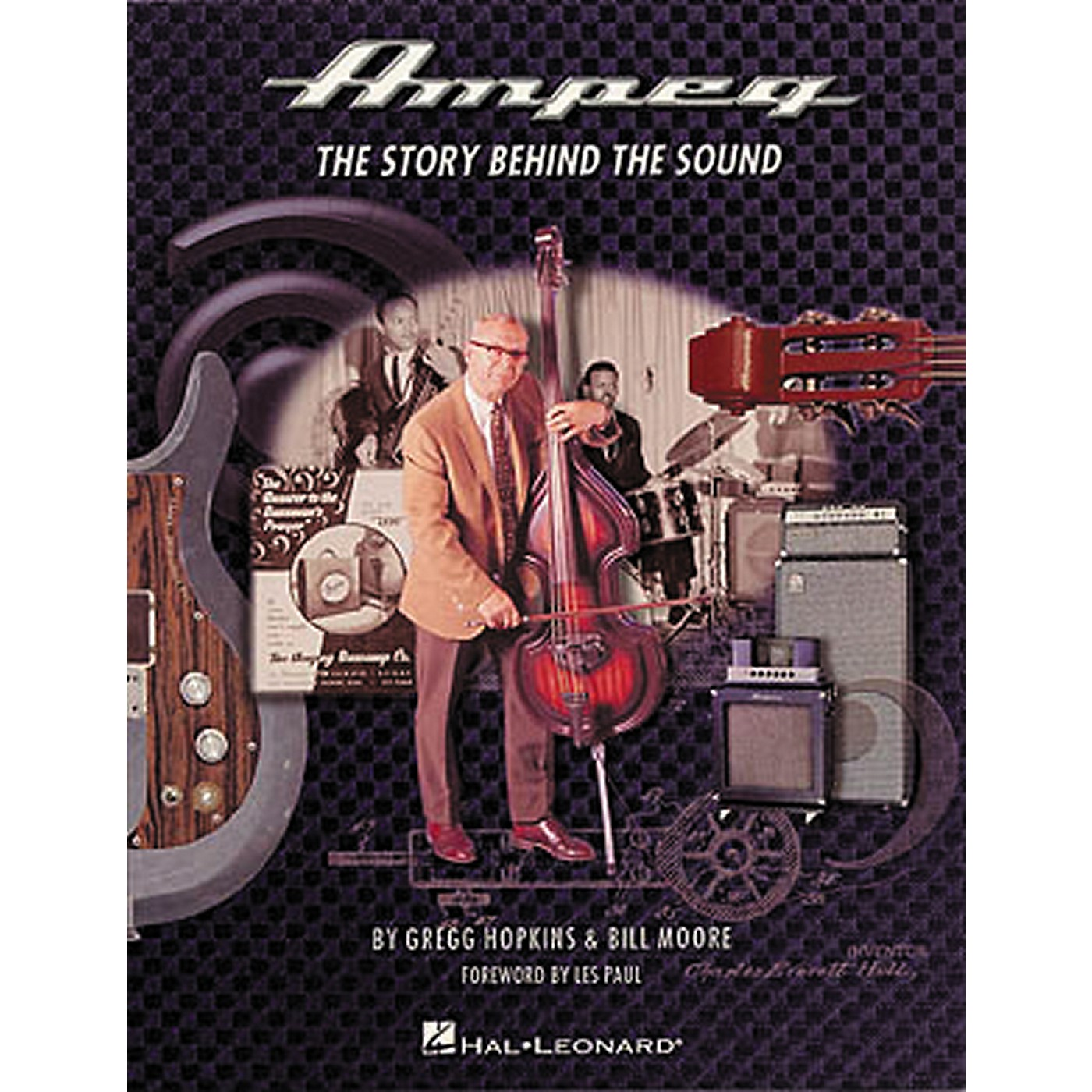 Hal Leonard Ampeg: The Story Behind the Sound Book thumbnail