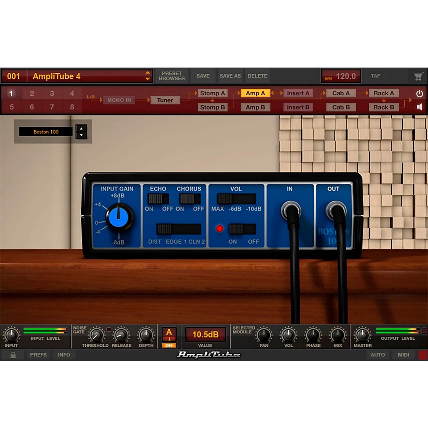 IK Multimedia AmpliTube Joe Satriani (Download) thumbnail