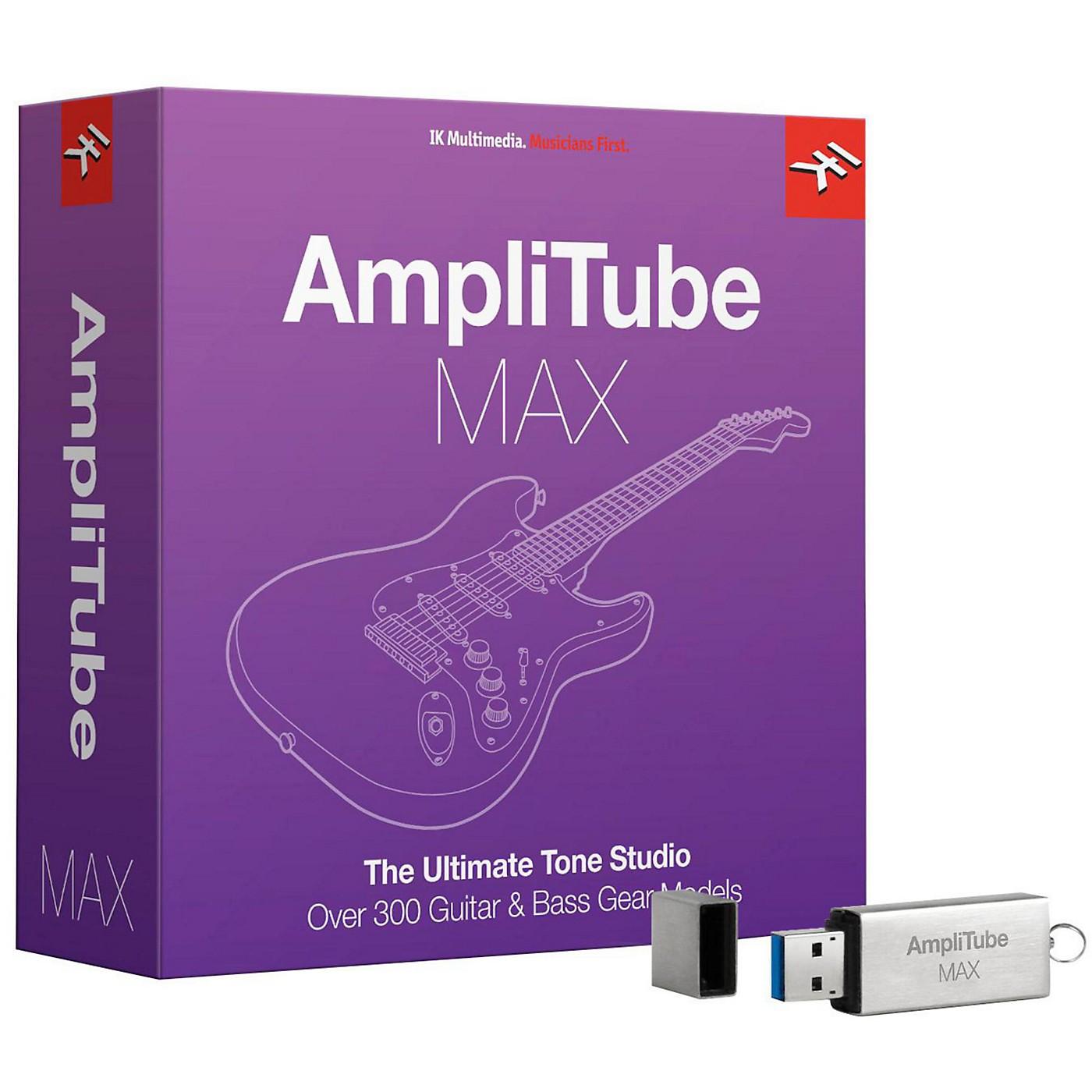 IK Multimedia AmpliTube MAX thumbnail