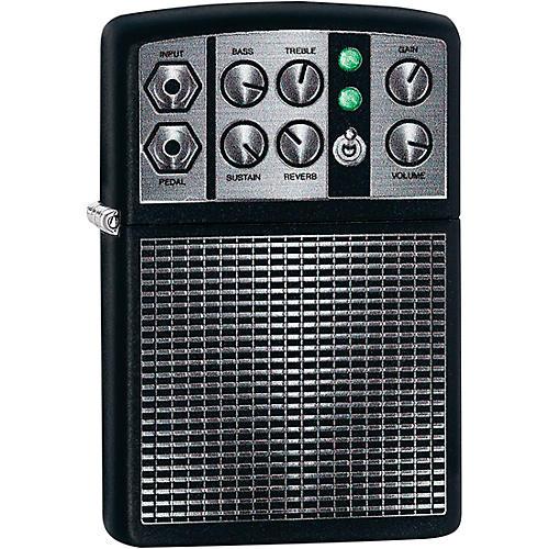 Zippo Amplifier Lighter - Black Matte thumbnail