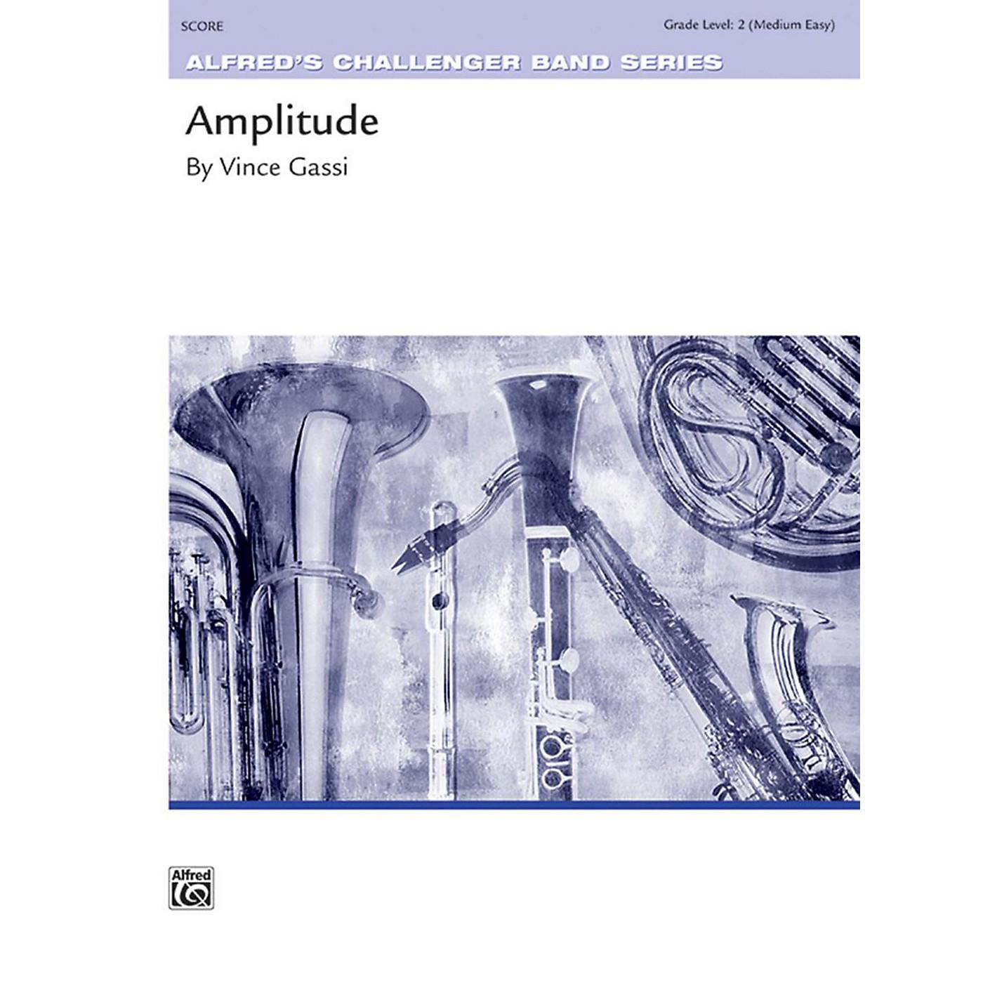 Alfred Amplitude Concert Band Grade 2 thumbnail