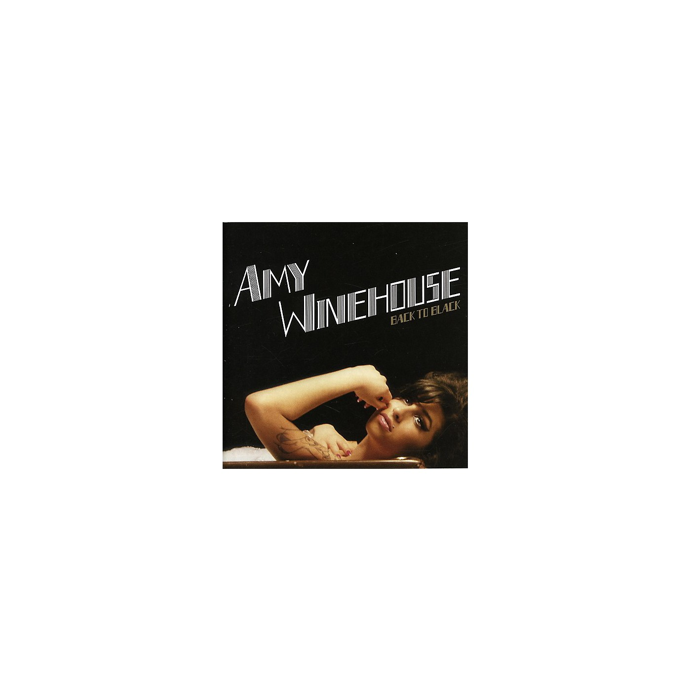 Alliance Amy Winehouse - Back to Black (CD) thumbnail