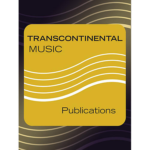 Transcontinental Music An American Kedushah SATB Composed by Alice Parker thumbnail
