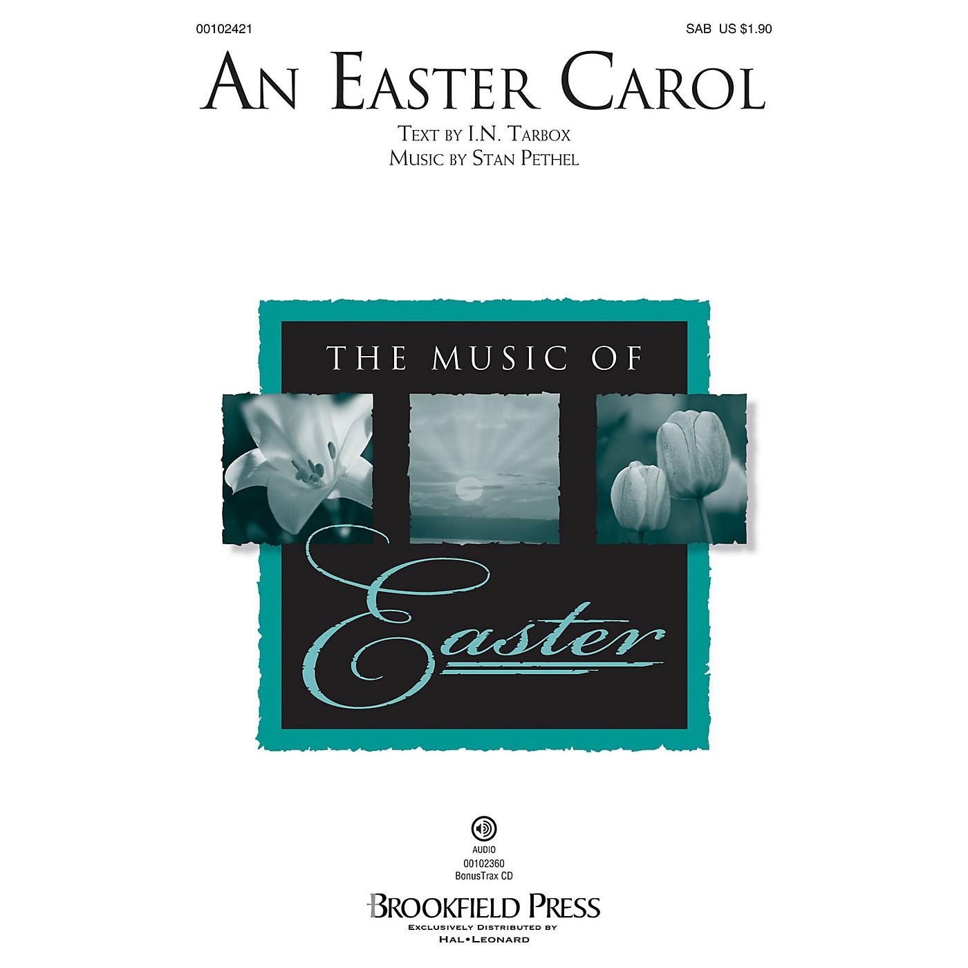 Brookfield An Easter Carol SAB composed by Stan Pethel thumbnail