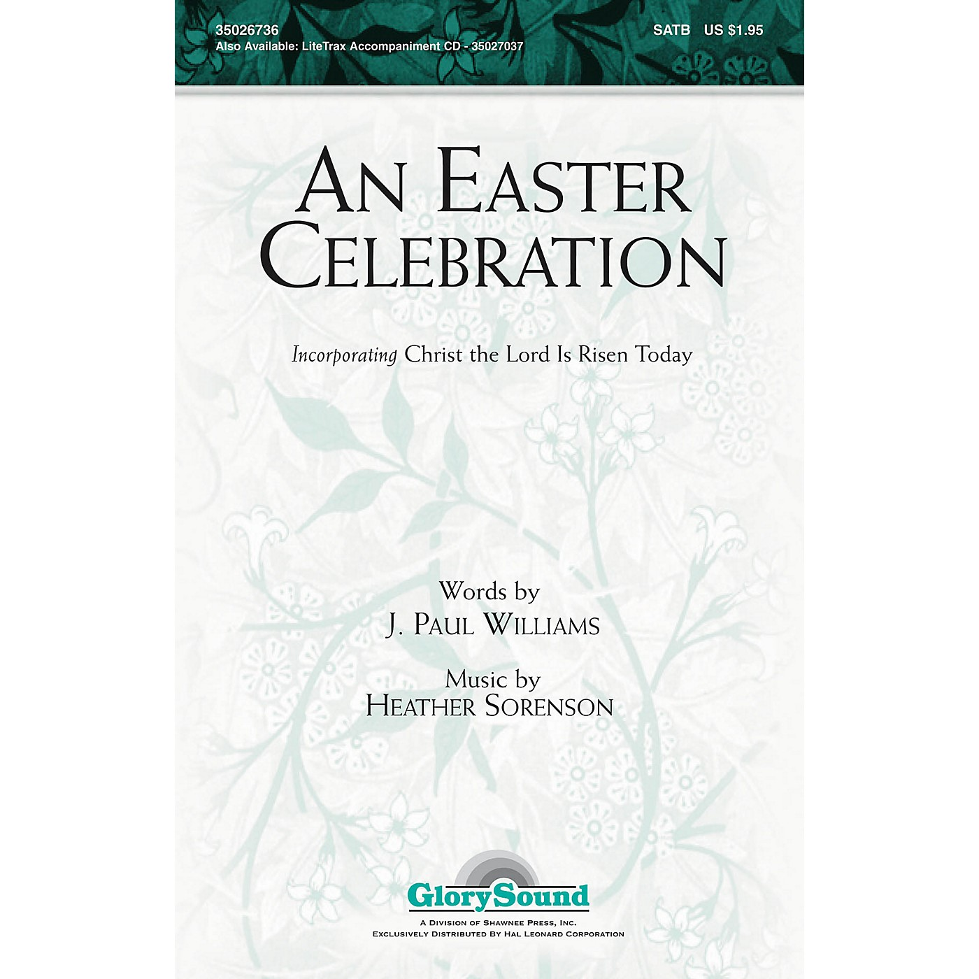 Shawnee Press An Easter Celebration SATB composed by J. Paul Williams thumbnail