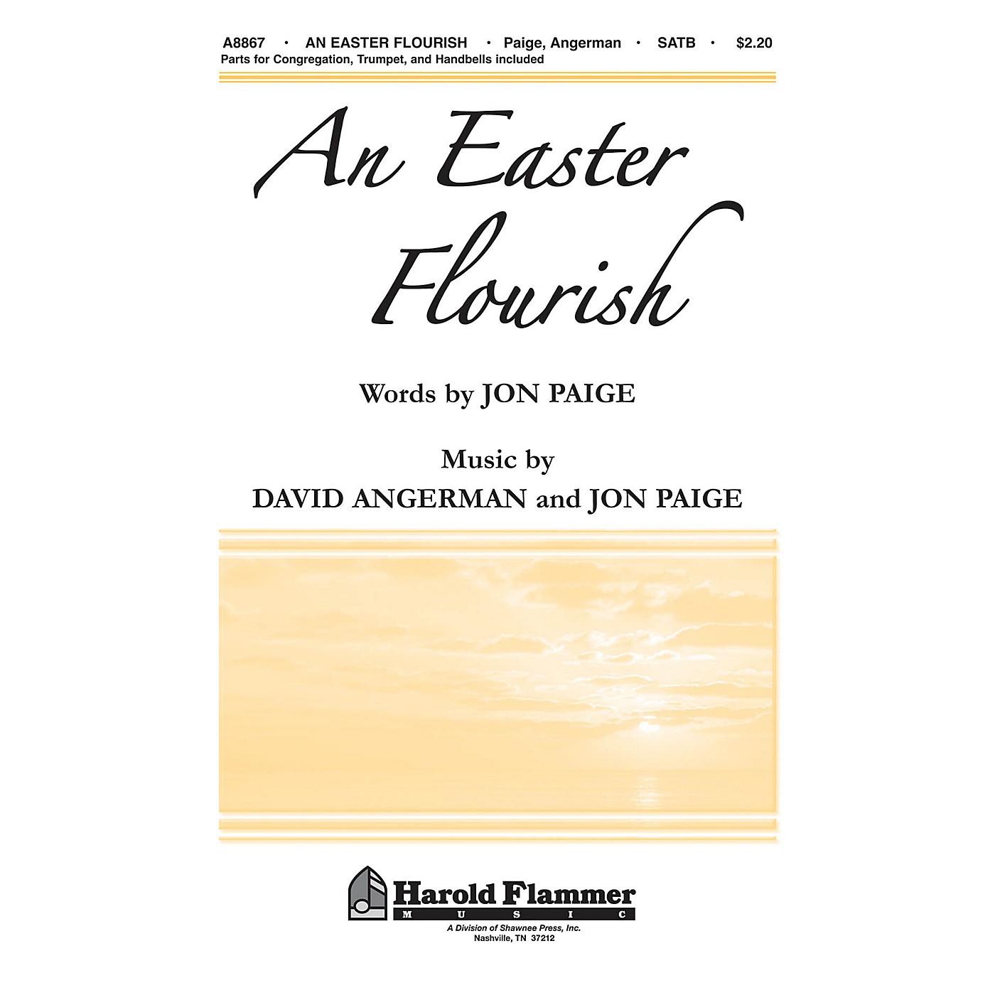 Hal Leonard An Easter Flourish SATB thumbnail