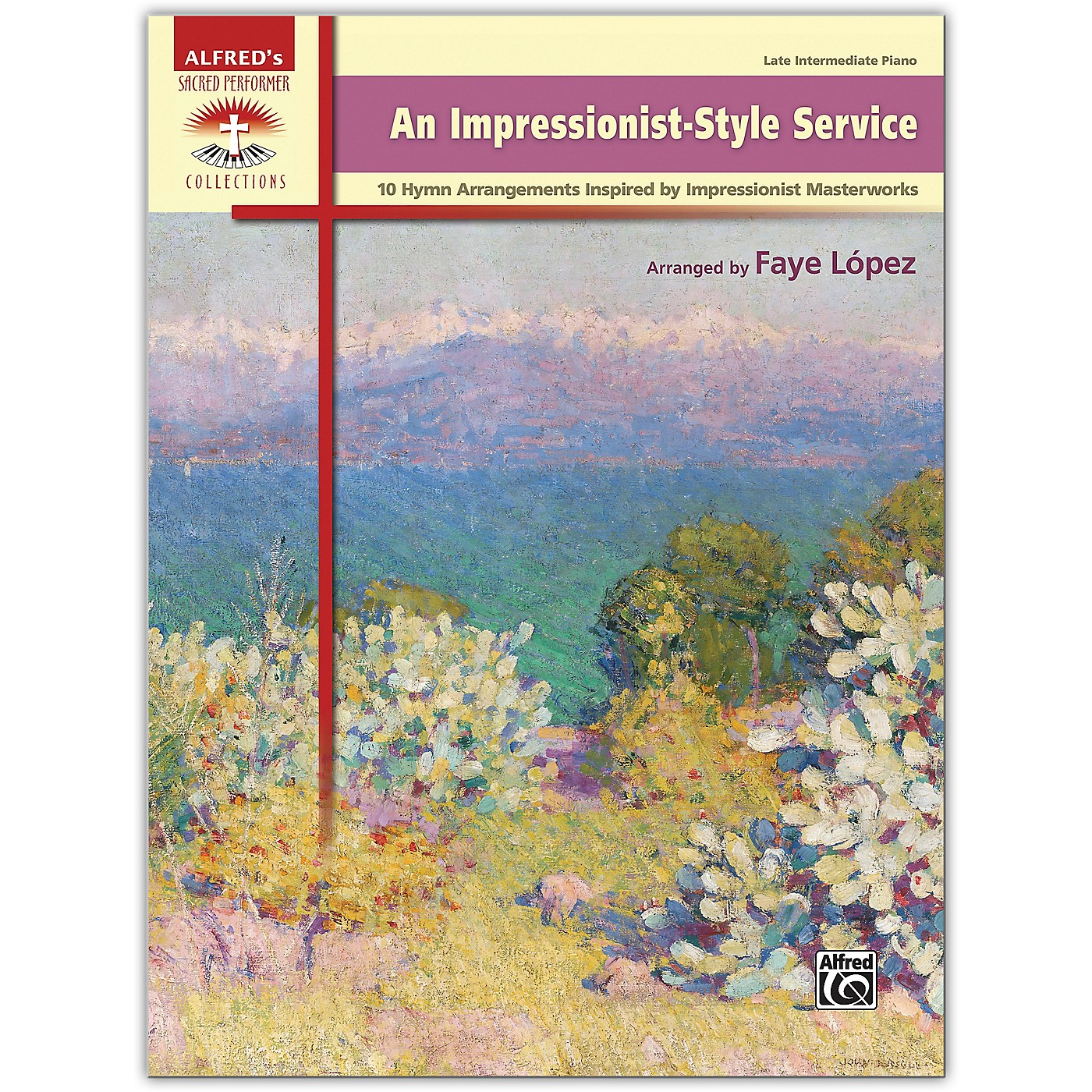 Alfred An Impressionist-Style Service Book Late Intermediate thumbnail