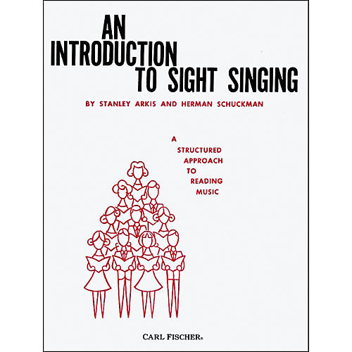 Carl Fischer An Introduction To Sight Singing thumbnail