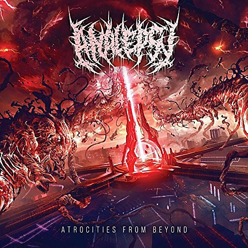 Alliance Analepsy - Actrocities From Beyond thumbnail