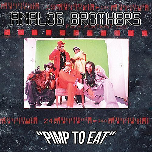 Alliance Analog Brothers - Pimp To Eat thumbnail