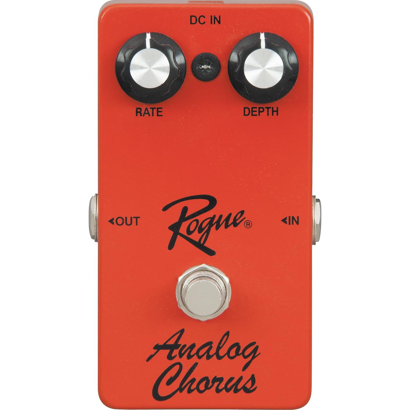 Rogue Analog Chorus Guitar Effects Pedal thumbnail