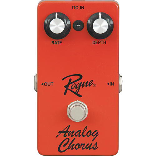 Rogue Analog Chorus Guitar Effects Pedal thumbnail