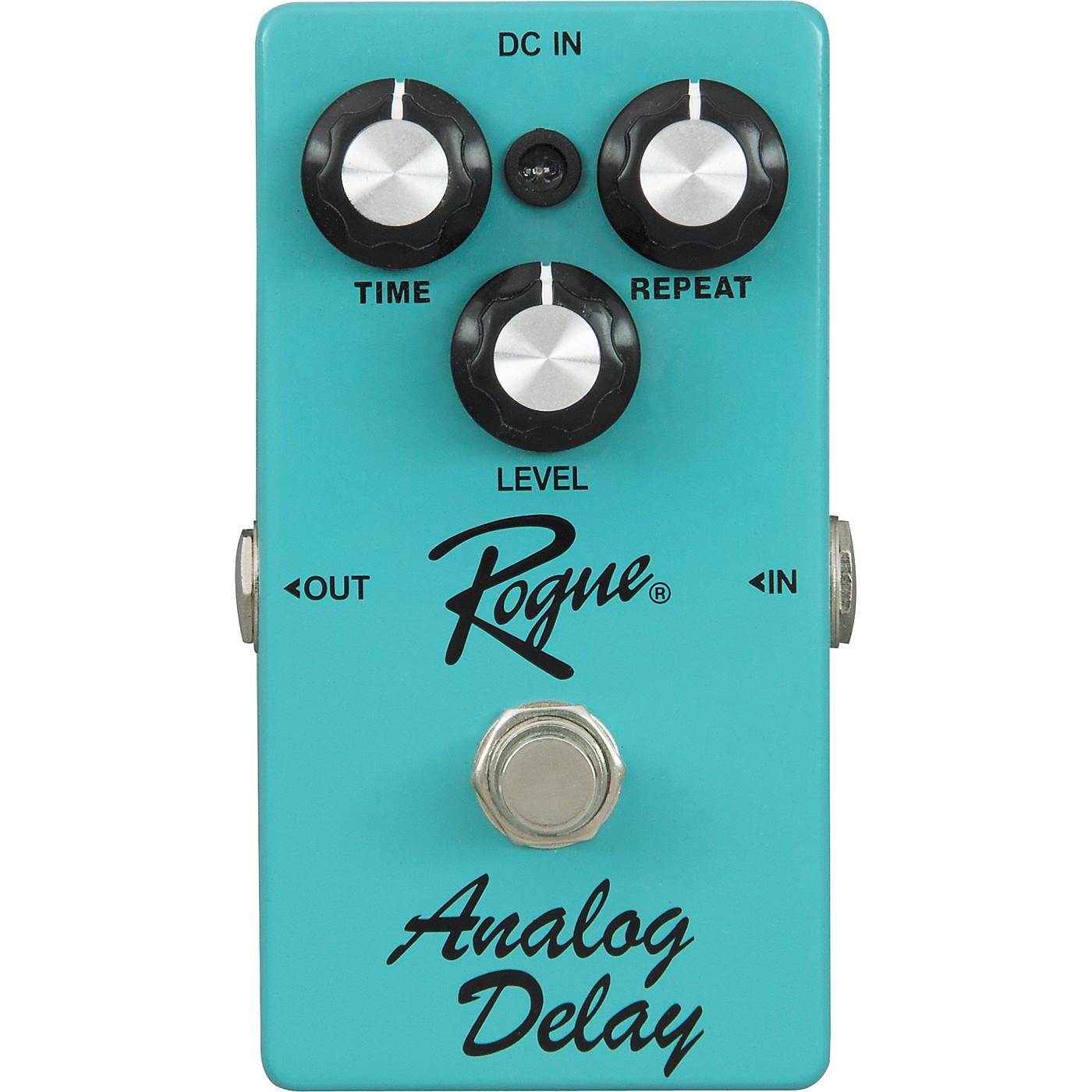 Rogue Analog Delay Guitar Effects Pedal thumbnail