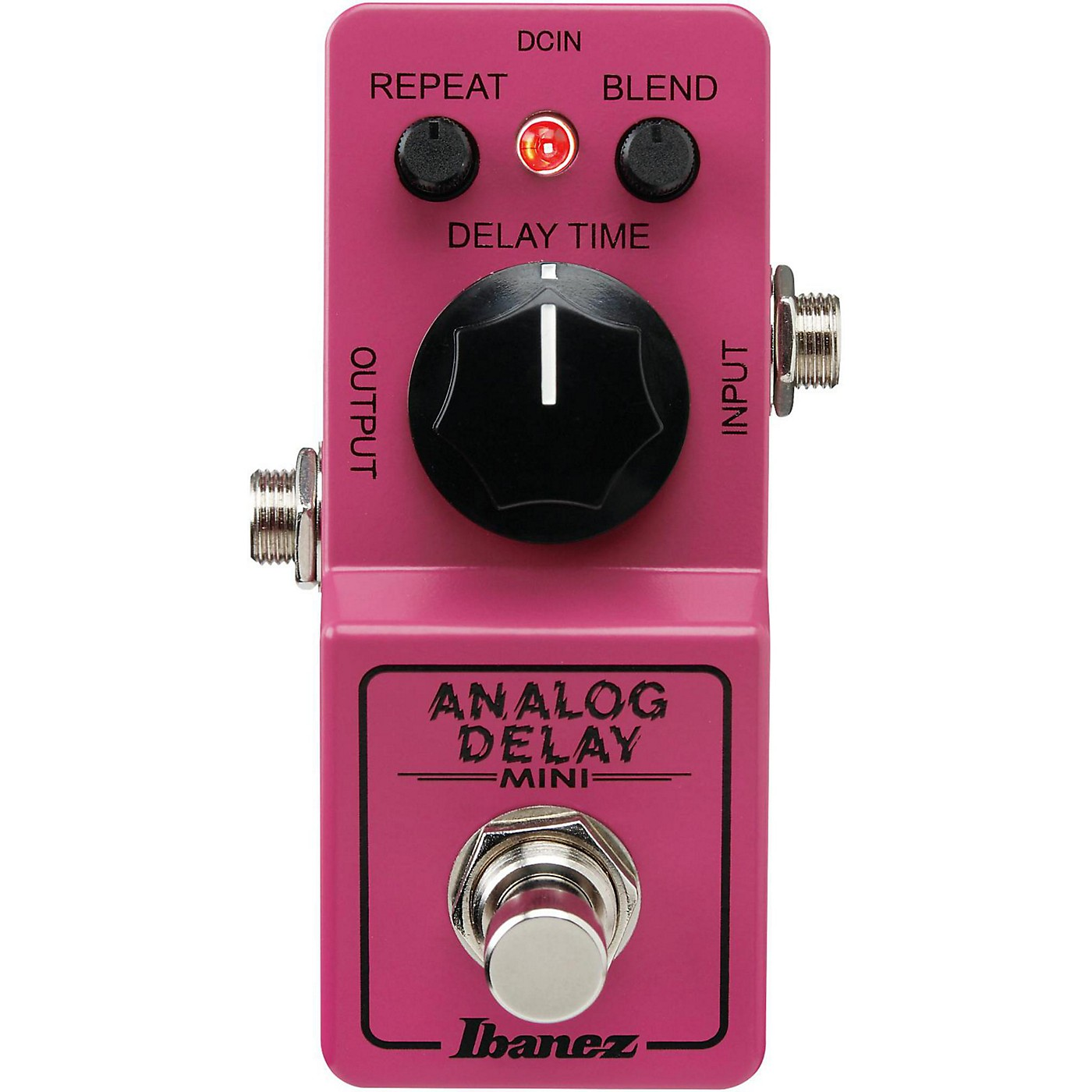 Ibanez Analog Delay Mini Guitar Pedal thumbnail