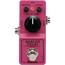 Ibanez Analog Delay Mini Guitar Pedal