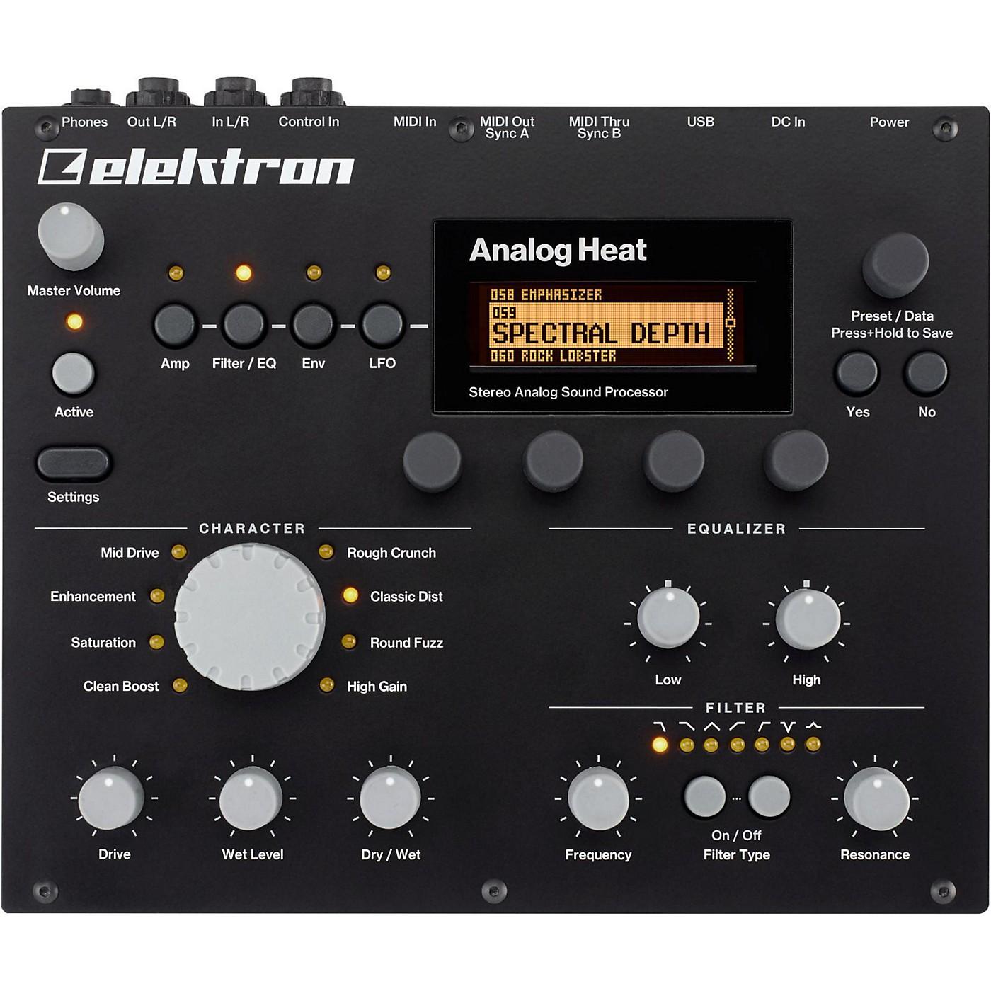 Elektron Analog Heat thumbnail
