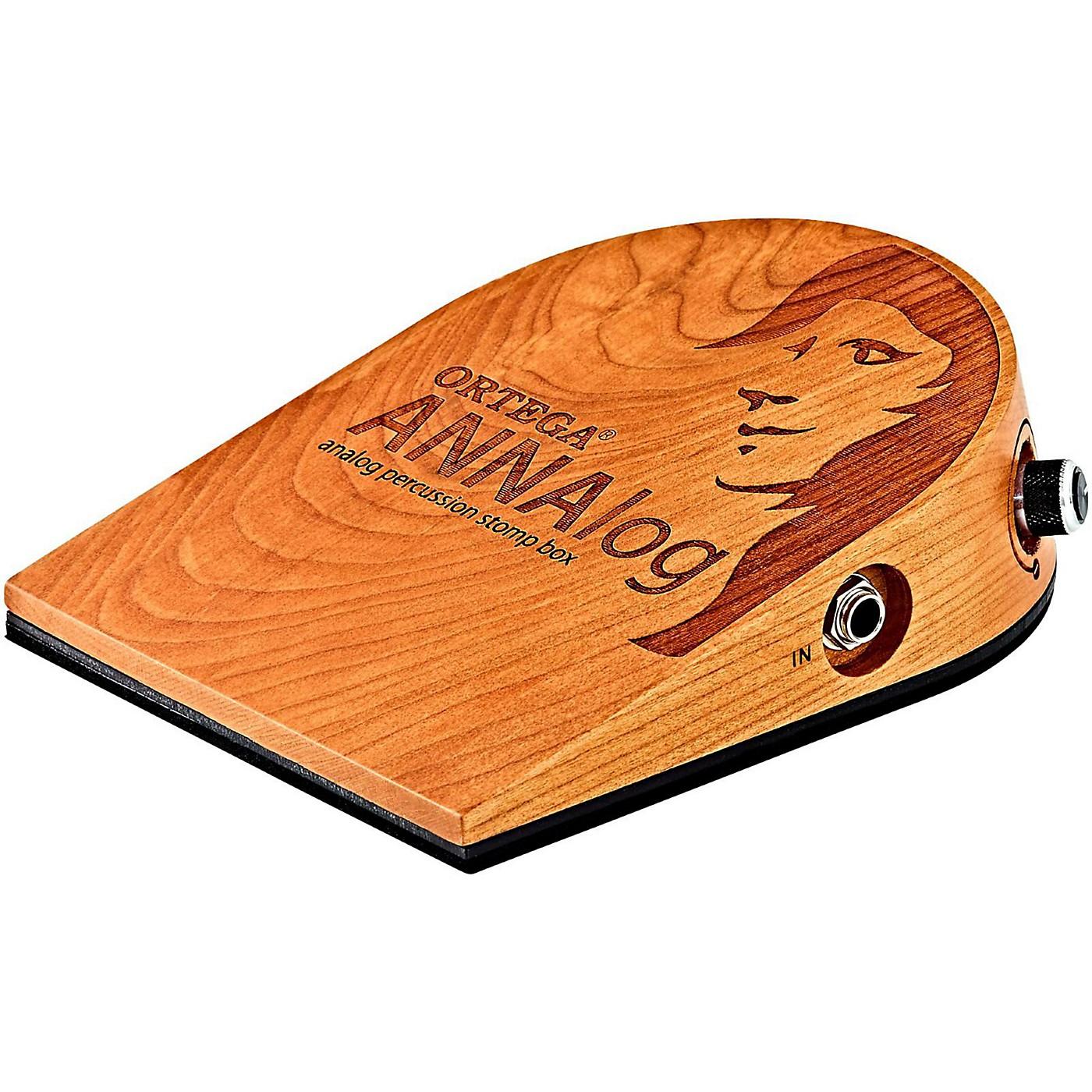 Ortega Analog Stomp Box with Built-In Sound Optimized Piezo Technology thumbnail