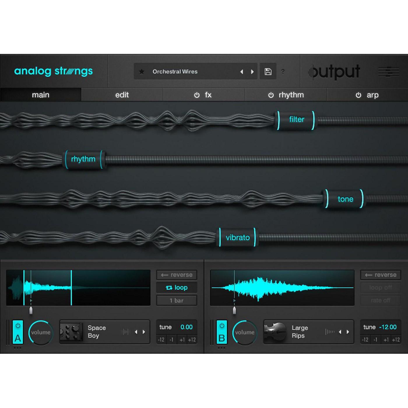 Output Analog Strings thumbnail
