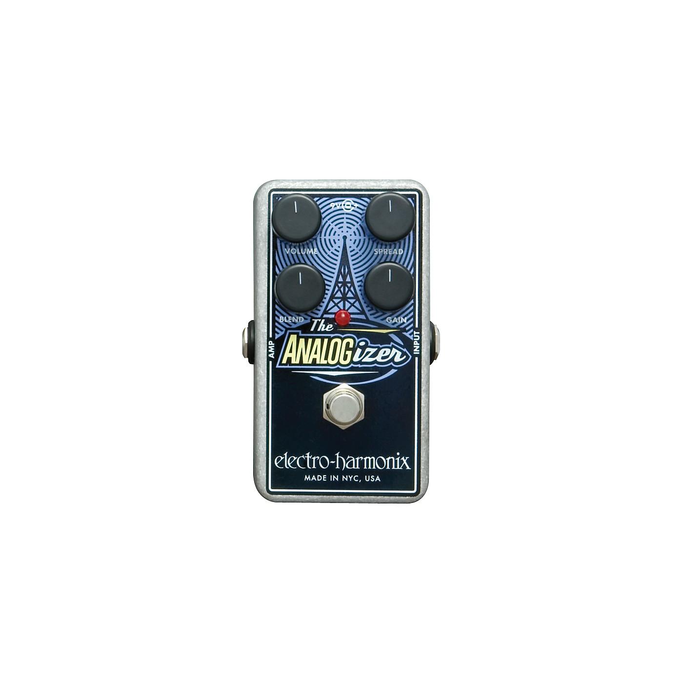 Electro-Harmonix Analogizer Guitar Effects Pedal thumbnail