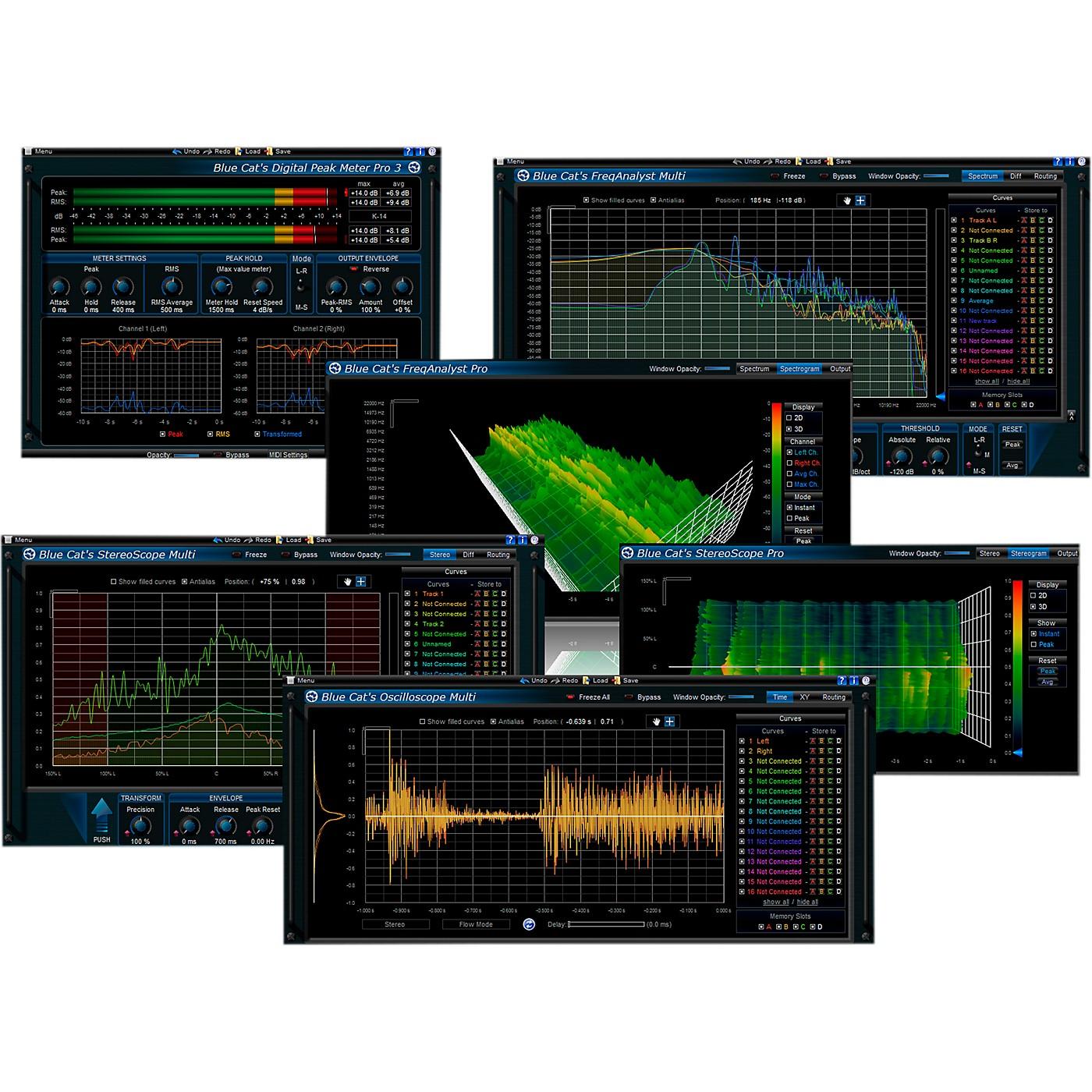 Blue Cat Audio Analysis Plug-in Pack thumbnail