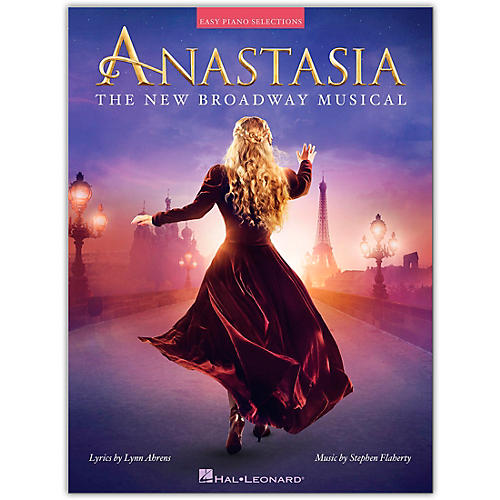 Hal Leonard Anastasia - The New Broadway Musical for Easy Piano thumbnail