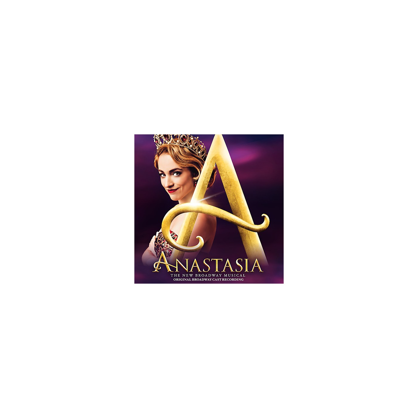 Alliance Anastasia (Original Broadway Cast Recording) (Bn) - Anastasia (Original Broadway Cast Recording) thumbnail
